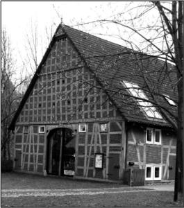 Das Stipendiatenhaus in Schreyahn