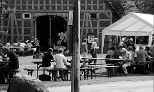 Die Sommerlichen Musiktage waren 2014 zu Gast im Künstlerhof Schreyahn